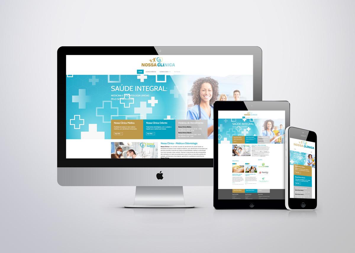 site-responsivo-nossa-clinica