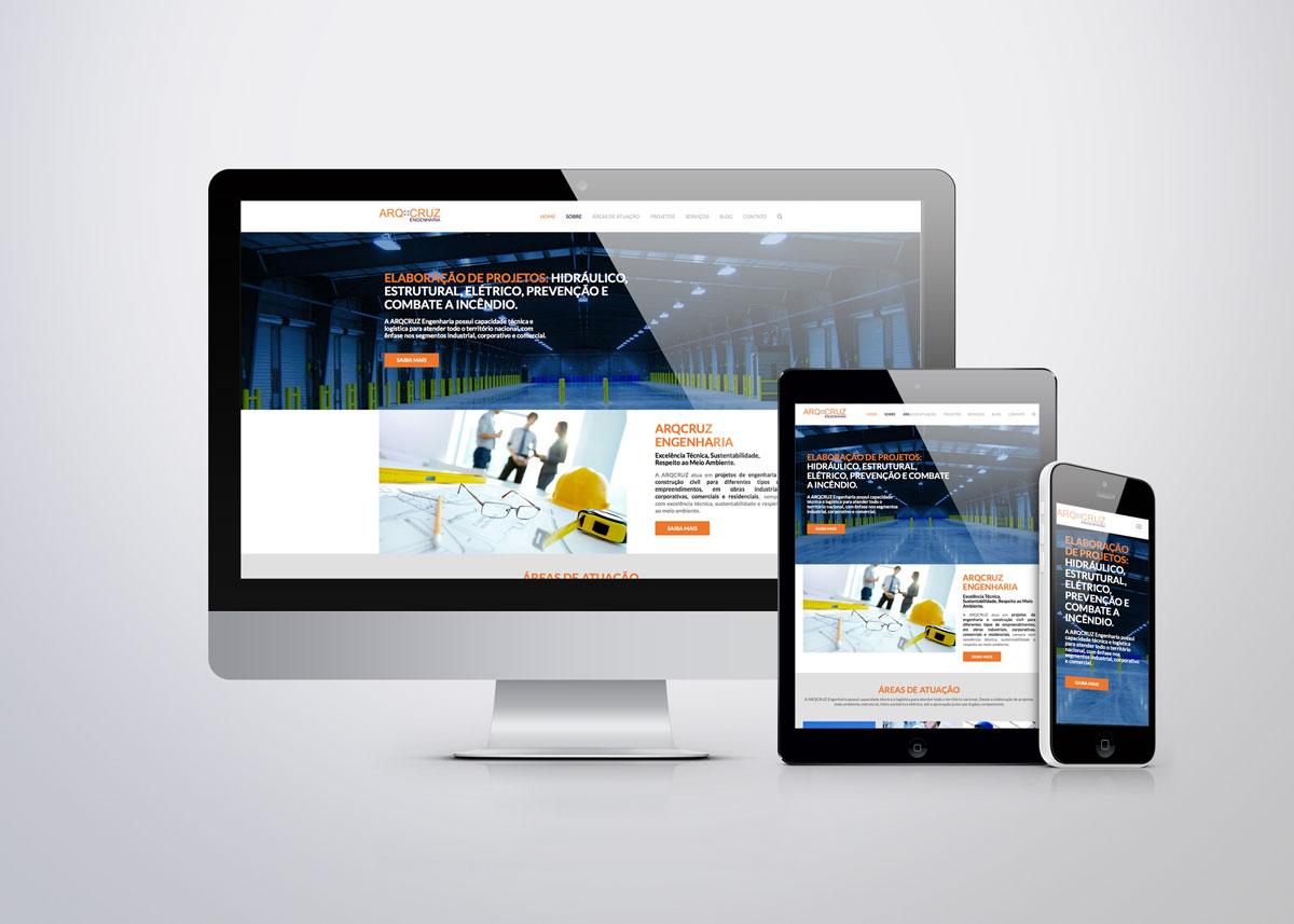 site-responsivo-arqcruz